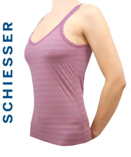 Schiesser Damen Unterwäsche Top