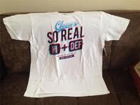 Rocawear Denim Company 2xl L Men S Shirt Classics So Real 100% Cotton Msrp $24