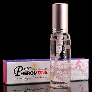 Pheromones attract men