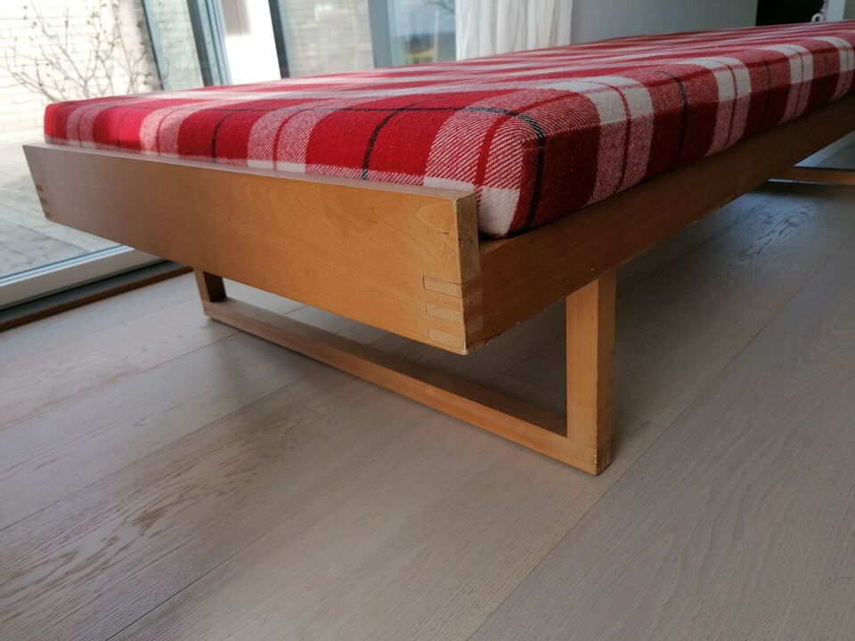 Daybed, træ, 1 pers.