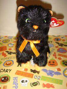 Ty Beanie Baby Jinxy Ty Store Black Cat