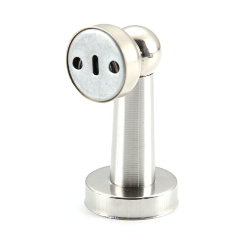 3stk Magnetische Türfeststeller Pro Türstopper-Fang Neu aus Edelstahl Kit Silber