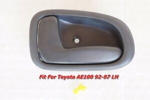 Image Is Loading TOYOTA COROLLA AE100 92 97 GREY INSIDE DOOR
