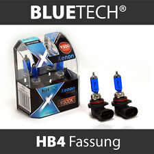 Hb4 Xenon bombillas 12v 51w 9500 ° Kelvin Bluetech ® Xenon Look