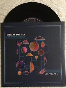 """BRUJAS DEL SOL: Starquake LTD 28/130 BLACK 7"""" Vinyl, MINT! - Taucha, Deutschland - BRUJAS DEL SOL: Starquake LTD 28/130 BLACK 7"""" Vinyl, MINT! - Taucha, Deutschland"""