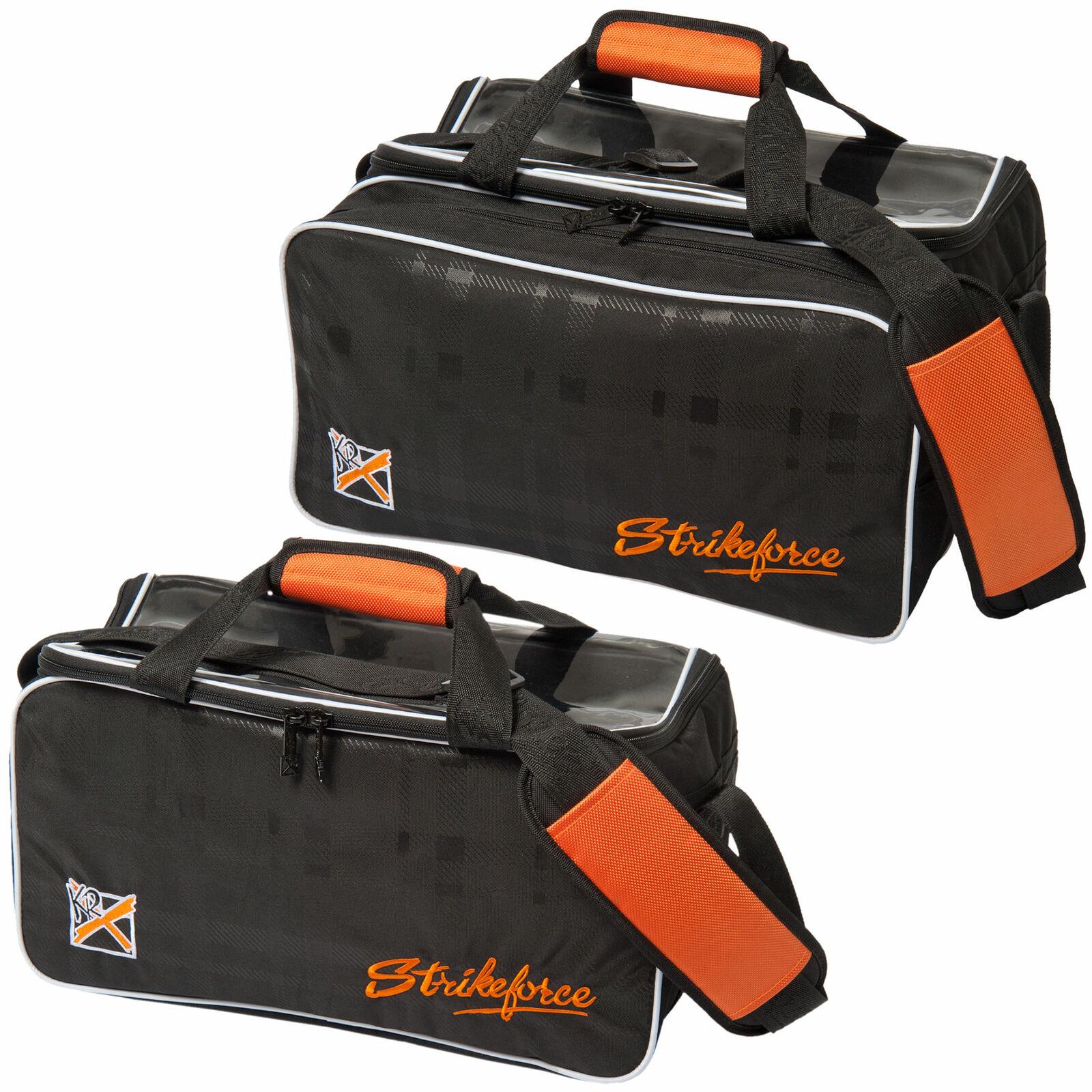 Palla da Bowling Borsa Kr Krush Doppio Arancione, Plus per Scarpe Sfera