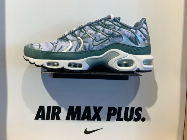 Nike Air Max Plus TN Tuned Palm Trees Pack Green White Silver CI2301 300 SZ 8 13