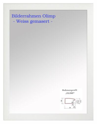 OLIMP Cadre photo 40x50 ou 50x40 cm portrait foto image Neuf