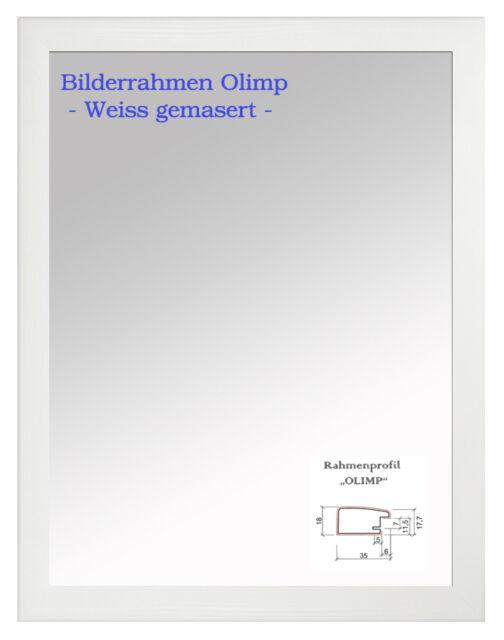 OLIMP Cadre photo 40x90 ou 90x40 cm portrait foto image Neuf