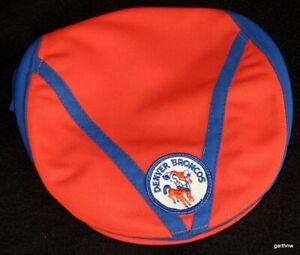 3ff02c4c DENVER BRONCOS 1960S OLD LOGO RARE VINTAGE TEAM HAT * FLAT CAP ...