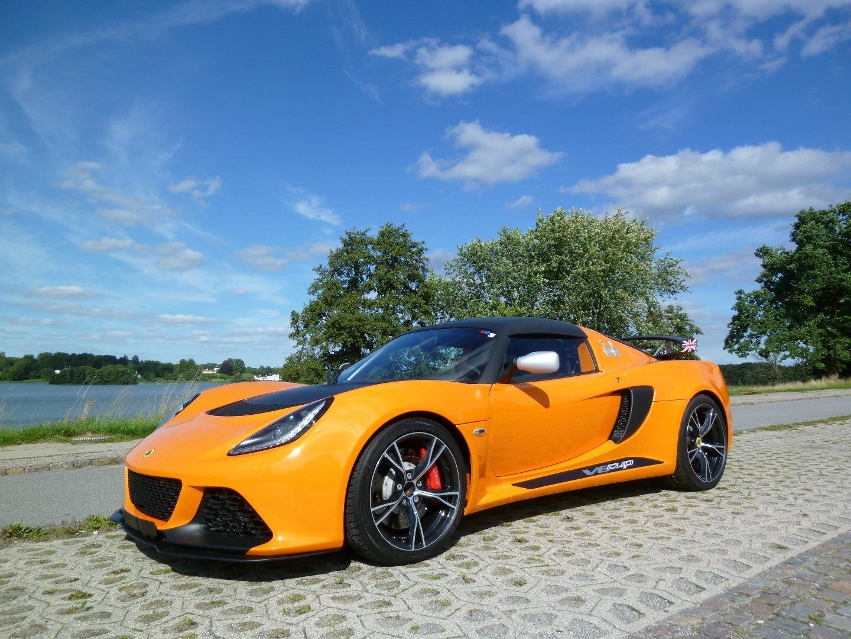 Lotus Exige 3,5 Cup 360 2d
