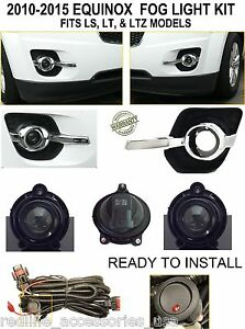 s l300 2010 15 chevrolet equinox fog light projector lamps bezels chevy equinox fog light wire harness at reclaimingppi.co