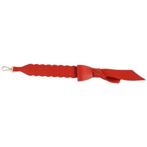1pc Bowknot Decor Bag Strap Chain Replacement Bag Accessories Shoulder Bag Parts