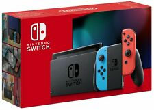 Nintendo Switch Console - Neon with improved battery.