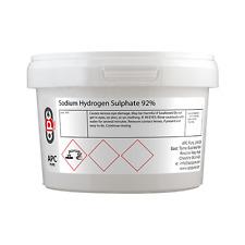 Sodium Hydrogen Sulphate 92% 500gm (Sodium Bisulphate)