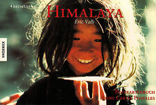 Eric Valli, Himalaya Postkartenbuch, Buch m. 20 farb. Postkarten, Knesebeck 2002