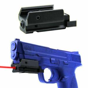 Red Dot Laser Sight for Hunting 4 Gun Pistol//G17 19 20 21 22 31 34 35 37