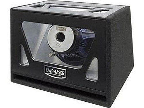 EBP112T-G5 - EM Bandpass-Trunkbox 1 x 30cm EXTREME G5