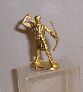 -golden Minis-hartplastik-4cm Serie-ovp-note 1 Kompetent 3 Elastolin/preiser normane?