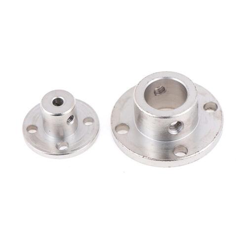 3//4//5//6//7//8//10//11//12mm rigid flange coupling motor guide shaft coupler E//