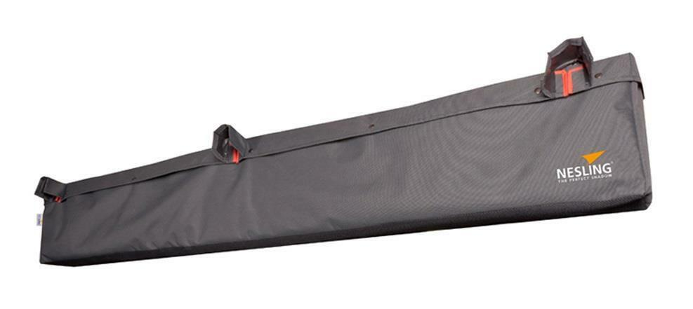 Nesling Schutzhülle für Sonnensegel Coolfit Harmonica 370 370 370 cm breit Grau f0ba32