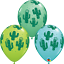 6-x-11-034-Printed-Qualatex-Latex-Balloons-Assorted-Colours-Children-Birthday-Party thumbnail 46