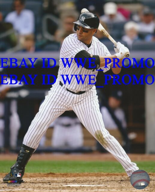 Carlos Beltran New York Yankees MLB LICENSED Picture 8X10 BASEBALL PHOTO