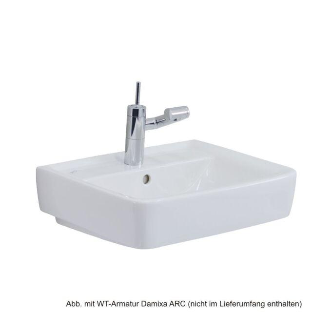 Keramag Renova Nr1 Plan Waschtisch Weiß Keratect 55 Ebay
