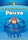 Ponyo 0786936791754 With Liam Neeson DVD Region 1