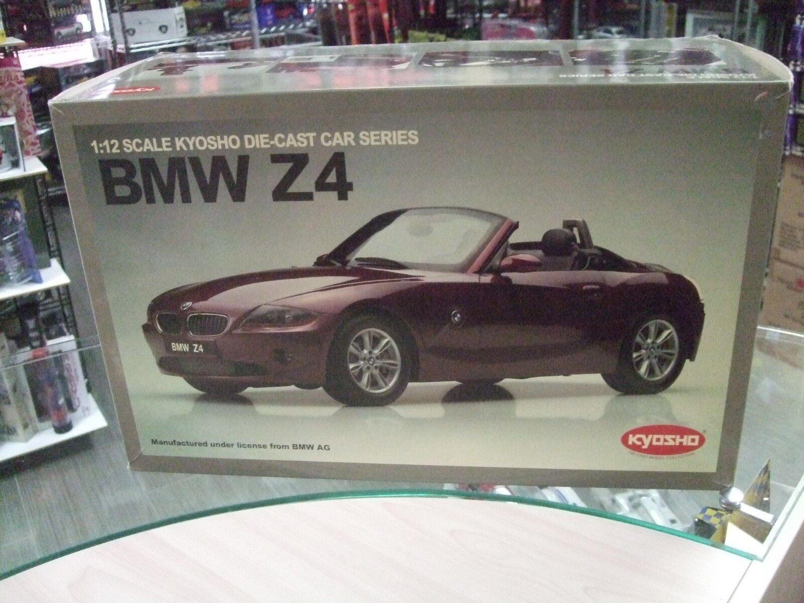 BMW Z4 1 12 skala by Kyosho R