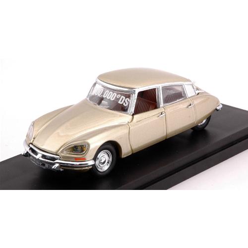 CITROEN DS 21 N.1.000.000 1969 oro 1 43 Rio Auto Stradali Die Cast modellolino