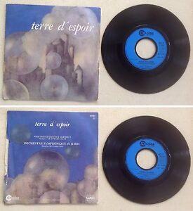 Edward-Elgar-Disque-45T-vinyl-2-titres-Terre-d-039-espoir-BBC-vintage