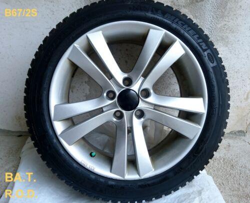 4x COPRIMOZZO CERCHI COPERCHIO trave 68 mm 66,0 mm per BMW nero b67 2s