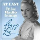 At Last: The Lost Radio Recordings [Digipak] by Peggy Lee (Vocals) (CD, Mar-2015, 2 Discs, Real Gone Music)