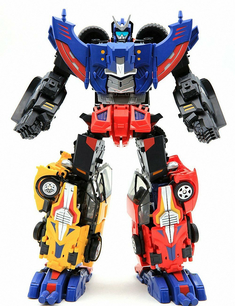 TFC Autobots Transformers Victory Road Caesar Full Set-The king of the land New