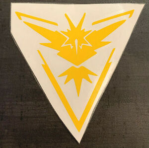 A Friend Of Mine Is Really Proud To Be On Team Instinct Pokemongo