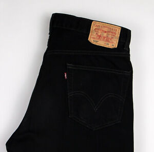 Levi's Strauss & Co Hommes 505 Coupe Standard Jeans Jambe Droite Taille W36 L30