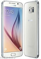 Samsung Galaxy S6 Duos Sm-g920fd White (factory Unlocked) 5.1 Qhd , Dual Sim