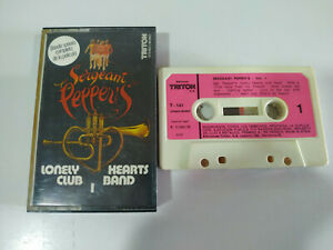 Sergeant Pepper´S Lonely Earts Club Band the Beatles 1978 Cinta Cassette