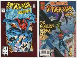 Spider-Woman-Spider-Girl-Green-Goblin-Venom-2099-LOT-22-Buzz-Hobgoblin-Byrne