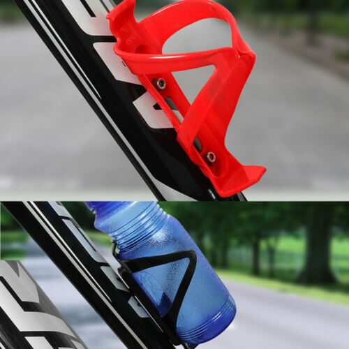 Bike PC Plastic Adjustable bottle Cage Bicycle Cups Holder Water Cup RackStand n