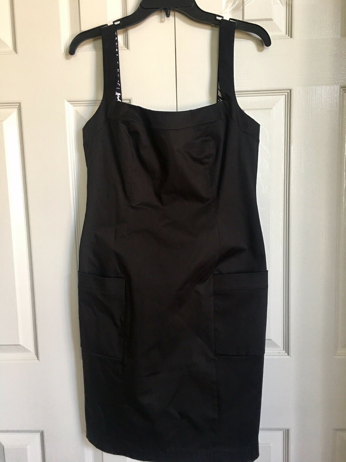 400  Elite Tahari Katy  Sleeveless Dress 8 GORGEOUS