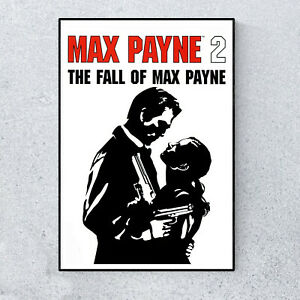 max payne 2 cover art