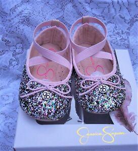 Jessica Simpson Baby Girl Glitter