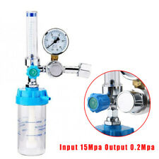 YH.YX11A Medical Oxygen Regulator Inhalator Meter Pressure Reducing Flowmeter