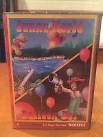 Funny World & Balloon Boy Sega Genesis Video Game By Realtec 1993 Nip