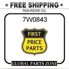 7W0843 - PAN OIL fit CATERPILLAR (CAT)