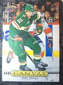 UPPER-DECK-2019-2020-SERIES-ONE-ERIC-STAAL-CANVAS-HOCKEY-CARD-C-58