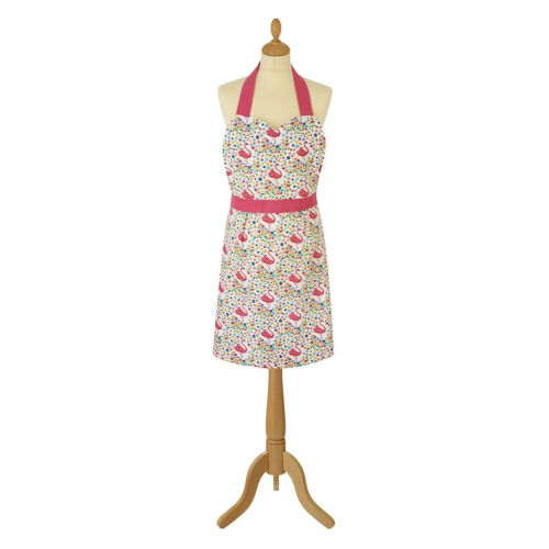 Ulster Weavers 100/% Cotton Kitchen Aprons Range With Adjustable Neck Straps