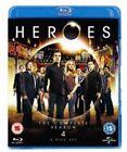 Heroes - Series 4 - Complete (Blu-ray, 2013, 4-Disc Set)